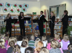 Bay Winds School Tour