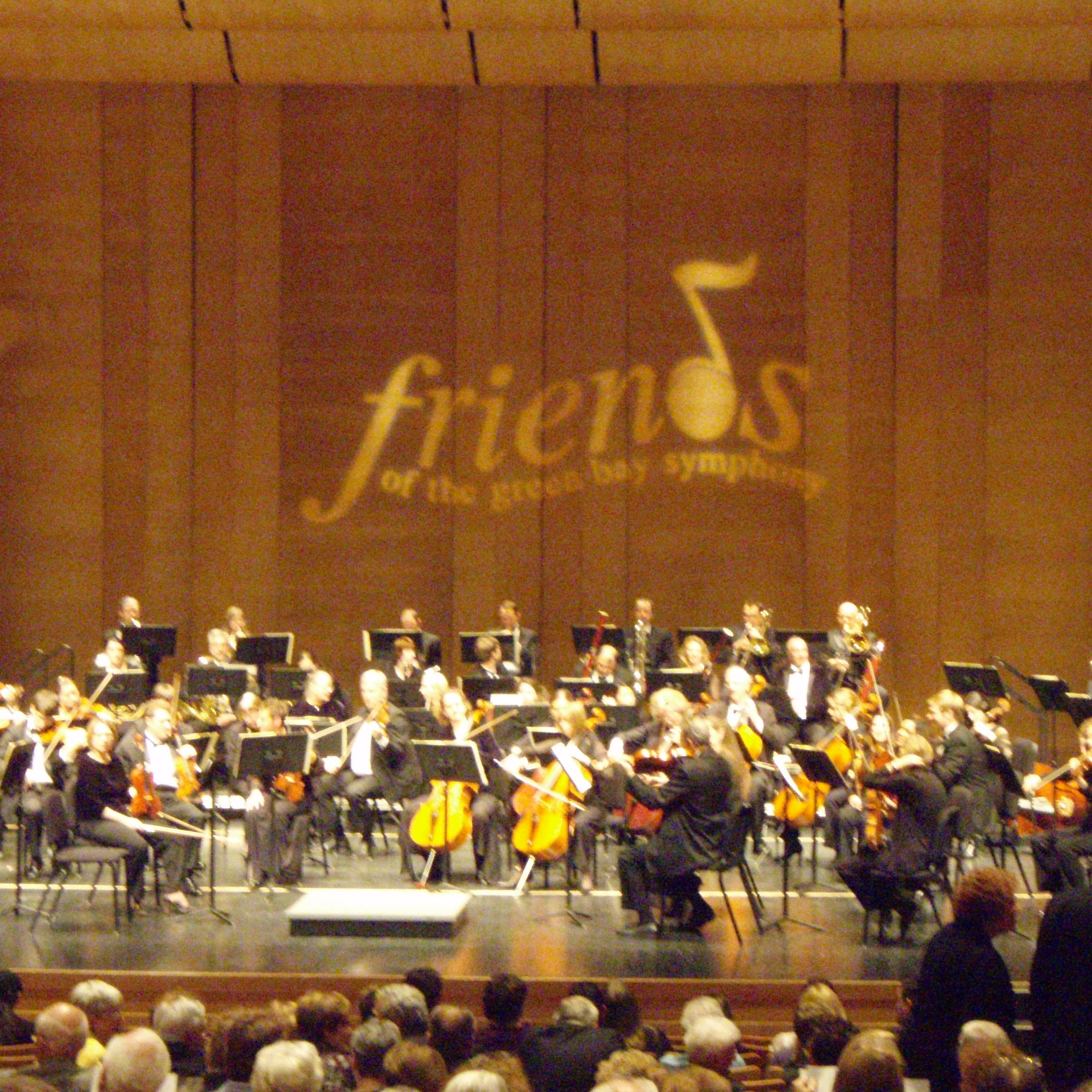 Green Bay Symphony Performance